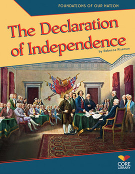 Cover: Declaration of Independence