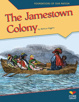 Cover: Jamestown Colony