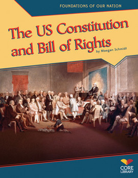 Cover: US Constitution and Bill of Rights
