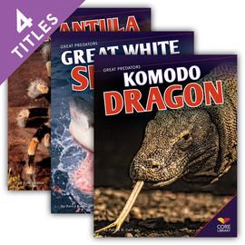 Cover: Great Predators