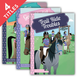 Cover: Storm Cliff Stables Set 1