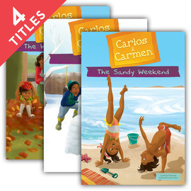 Cover: Carlos & Carmen Set 2