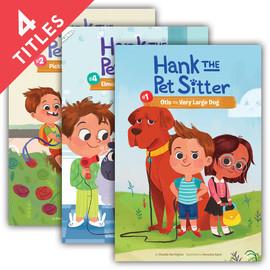 Cover: Hank the Pet Sitter Set 1