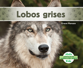 Cover: Lobos grises