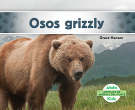 Cover: Osos grizzly