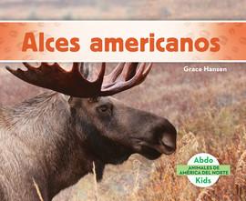 Cover: Alces americanos