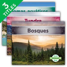 Cover: Biomas (Biomes) (Spanish Version)