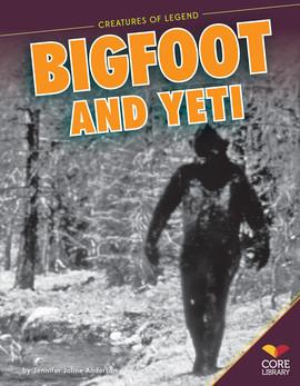 Cover: Bigfoot and Yeti
