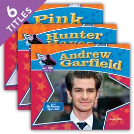 Cover: Big Buddy Biographies Set 11