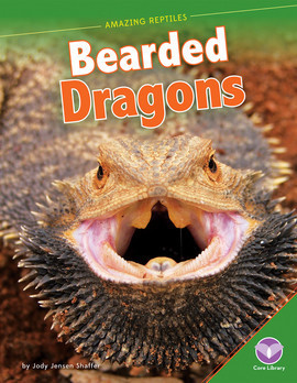 Cover: Bearded Dragons