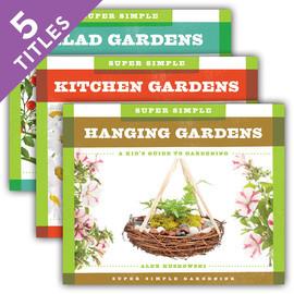 Cover: Super Simple Gardening