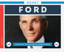 Cover: Henry Ford