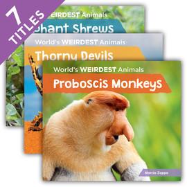 Cover: World's Weirdest Animals