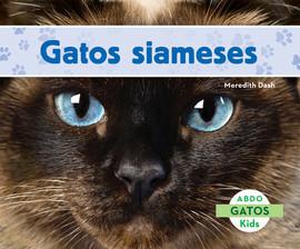 Cover: Gatos siameses