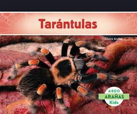 Cover: Tarántulas