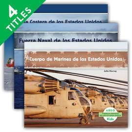 Cover: Fuerzas Armadas de los Estados Unidos (U.S. Armed Forces) (Spanish Version)