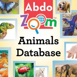 Cover: Abdo Zoom Animals Database