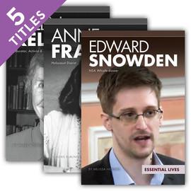 Cover: Essential Lives Set 10