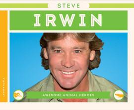 Cover: Steve Irwin