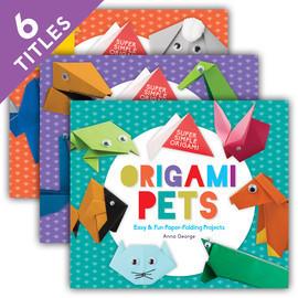 Cover: Super Simple Origami