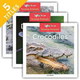 Cover: Swamp Animals