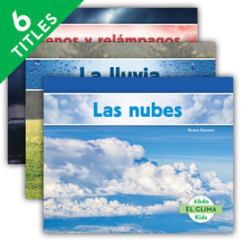 Cover: El clima (Weather) (Spanish Version)