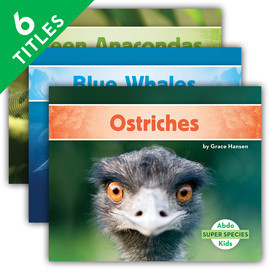 Cover: Super Species Set 1
