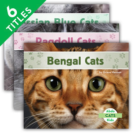Cover: Cats Set 2