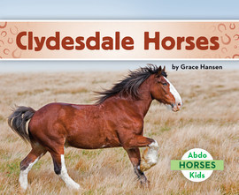Cover: Clydesdale Horses