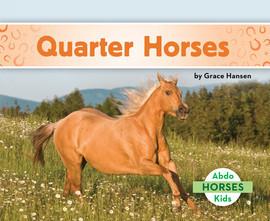 Cover: Quarter Horses