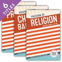 Cover: American Values and Freedoms