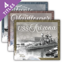 Cover: Famous Ships