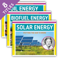 Cover: Earth's Energy Innovations