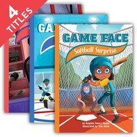 Cover: Game Face Set 2