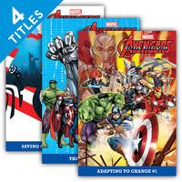 Cover: Avengers: Ultron Revolution