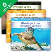 Cover: Pequeños activistas: especies en peligro (Little Activists: Endangered Species)