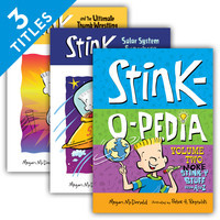 Cover: Stink Set 2