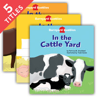 Cover: Barnyard Buddies Set 1