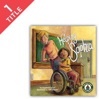 Cover: Main Street School~ Kids with Character Set 1