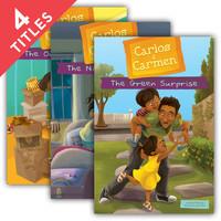 Cover: Carlos & Carmen Set 1
