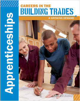 Cover: Careers in the Building Trades: A Growing Demand