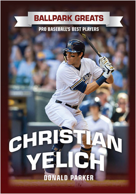 Cover: Ballpark Greats: Pro Baseball's Best Players