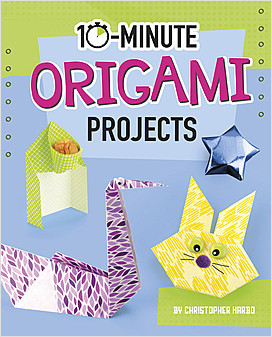 Cover: 10-Minute Makers