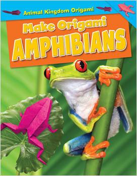 Cover: Animal Kingdom Origami