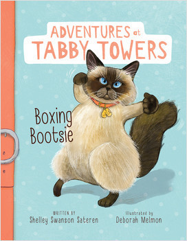 Cover: Adventures at Tabby Towers