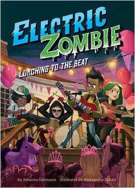 Cover: Electric Zombie