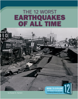 Cover: All-Time Worst Disasters