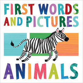 Cover: Amicus Ink Board Books- First Words and Pictures