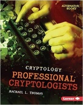 Cover: Cryptology (Alternator Books ®)