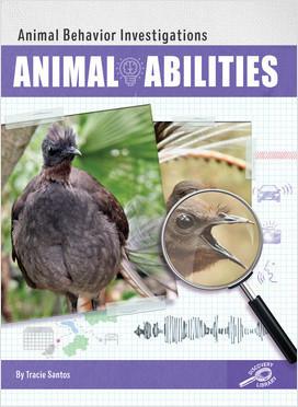 Cover: Animal Behavior Investigations